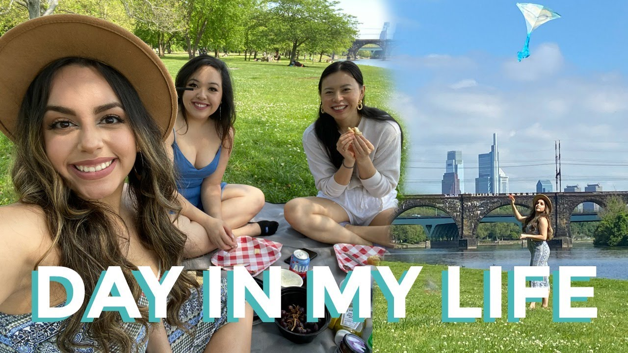 PICNIC IN THE PARK /// DAY IN MY LIFE ///2020