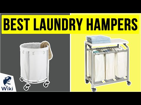 10 Best Laundry Hampers 2020