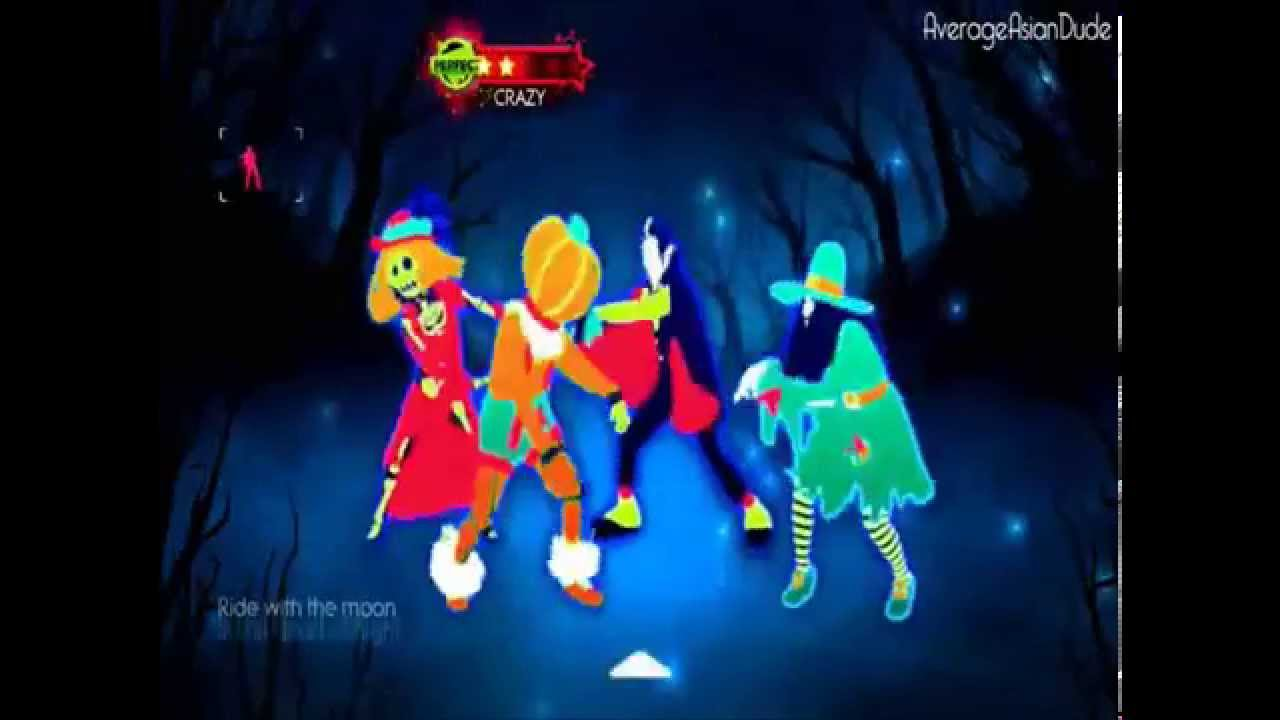 just dance 3 this is halloween marilyn manson style youtube - Just Dance 3 Halloween