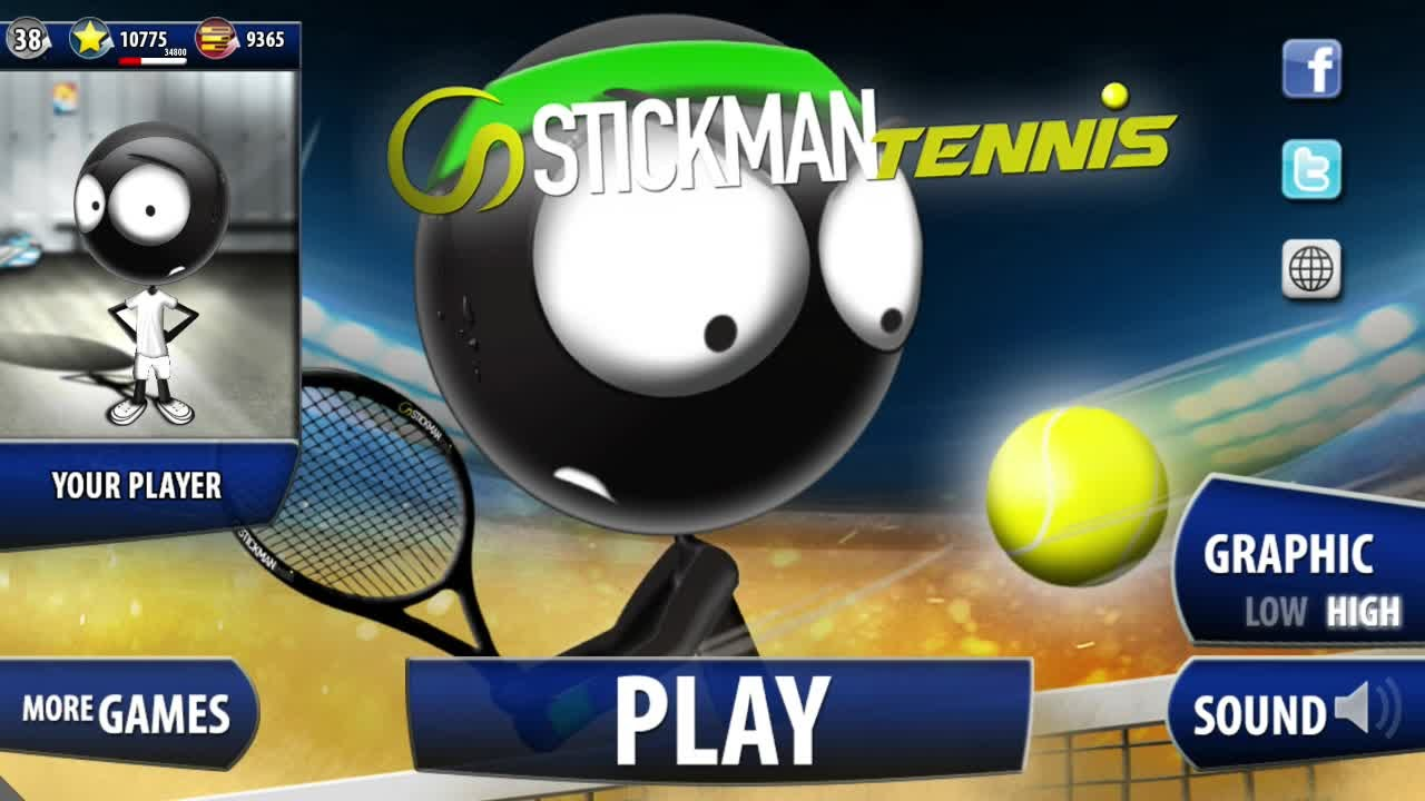 Stickman Tennis apk free download