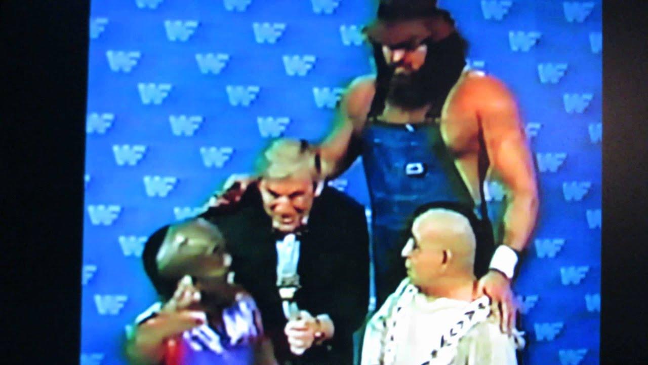 Little Beaver (wrestler) HILLBILLY JIMHAITI KID AND LITTLE BEAVER INTERVIEW FOR