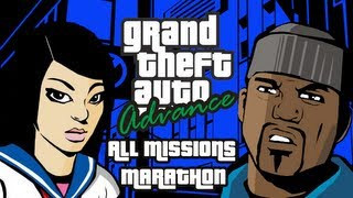 GTA Advance - All Missions In One Video