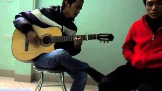 Hát cho màn đêm - guitar