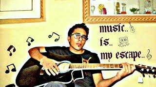 Baarish Yaariyan( Iss dard e dil ki sifarish ) Guitar Cover