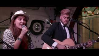 Dani Ramos y Rocío Palomino - Canción para nadie, de Mikel Izal (live@La Antigua)