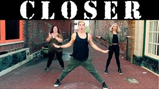 The Chainsmokers - Closer | The Fitness Marshall | Cardio Concert