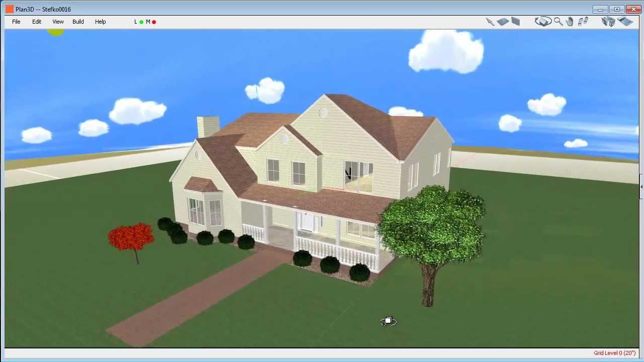 Convert house plans to 3d online