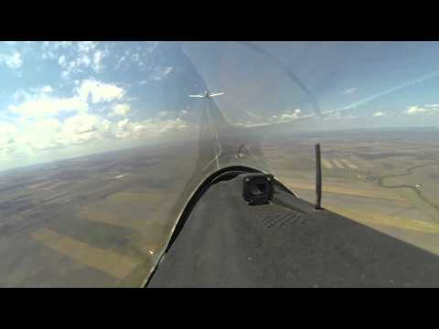 Gliding at Darling Downs
