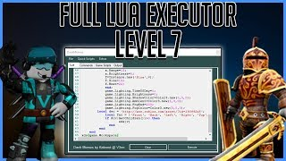 ✔️ROBLOX FULL LUA EXECUTOR - DankMemes - GRAB KNIFE, ADMIN CMDS, BIG FIRE AND MORE