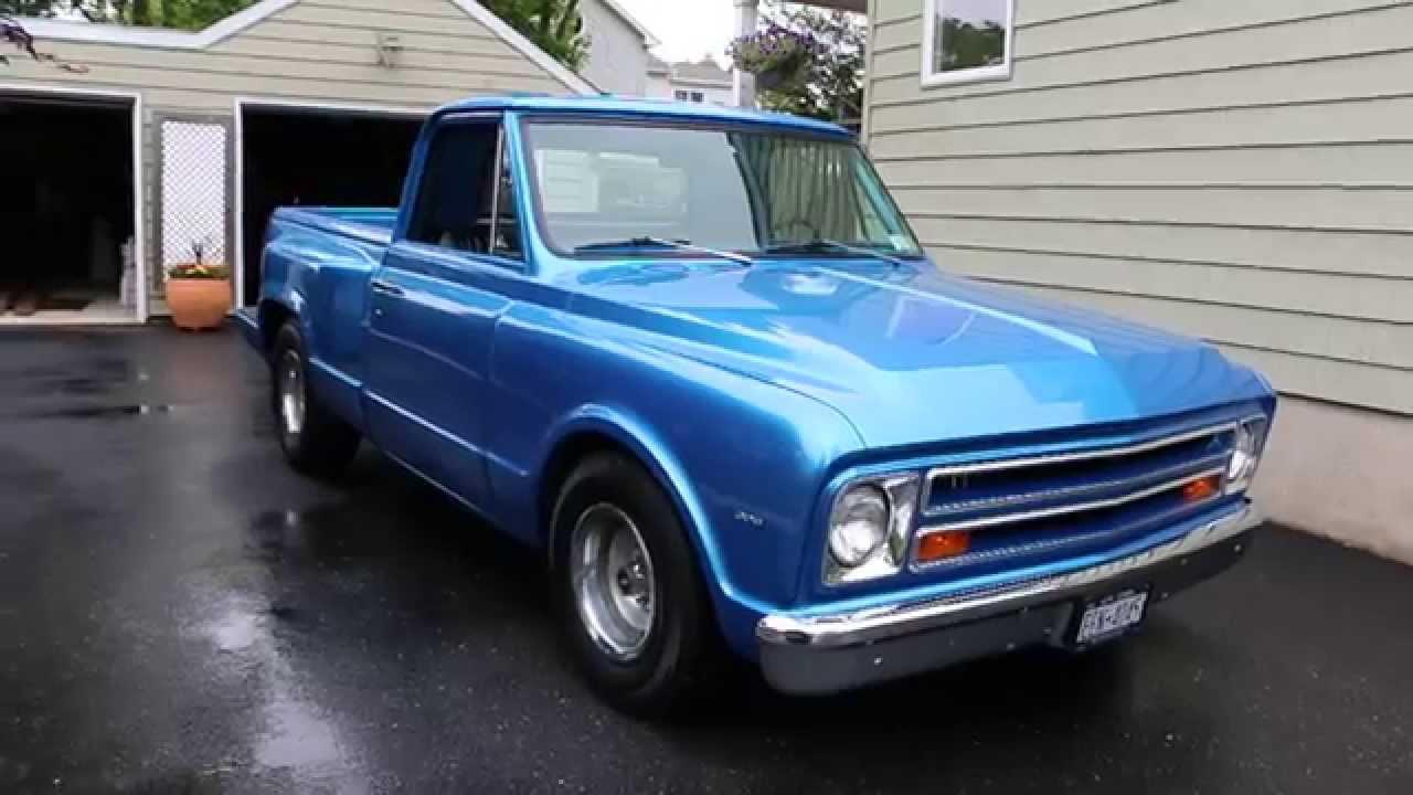1967 Chevrolet C10 Stepside For Sale 396 Fully Restored Fantastic