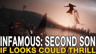 inFamous Second Son: If Looks Could Thrill - VideoGamer