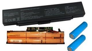 Ремонт батареи аккумуляторов ноутбука. Часть 1. Определение неисправных элементов.