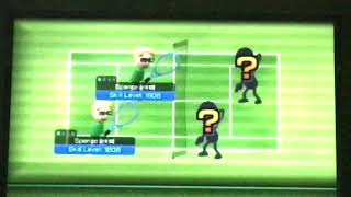 Wii Sports Raging And Funny Moments-Tennis