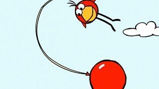 Peep en Español: El globo rojo