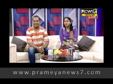 Breakfast Odisha with Serial Director Ajay Singh (20.09.17)