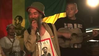 Acoustic Stage Session《Rub A Dub》Roots Reggae 24th Fes.  2018-07-21 23:35