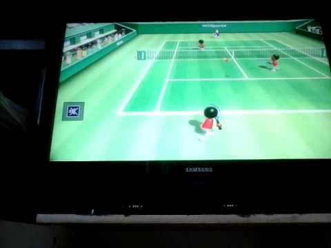 wie spielt man tennis