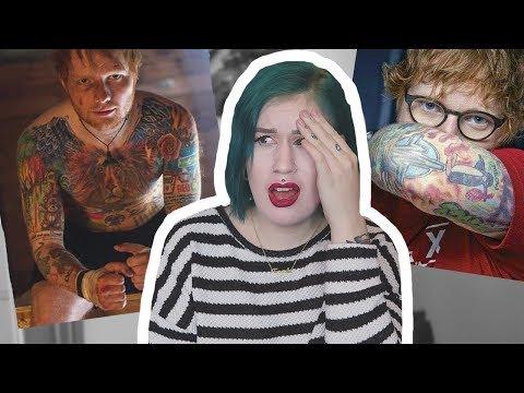 Judging Ed Sheeran's Tattoos