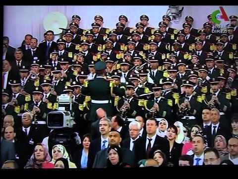 Investiture de son Excellence Le Président de la République Abdelaziz Bouteflika