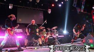 Turbulence - Haunted, Paul Di'anno Farewell Tour