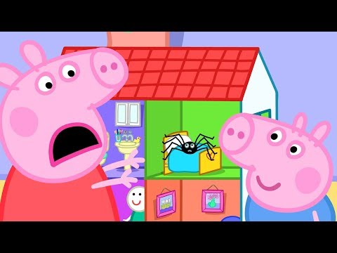 Peppa Pig English Episodes - Playtime with Peppa and George! - #084