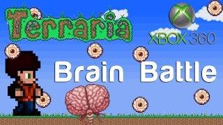 Terraria Xbox - Brain Battle [92]