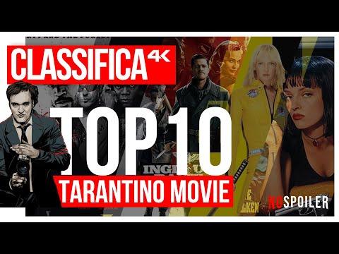 La Top10 Dei Film Diretti Da Quentin Tarantino Youtube