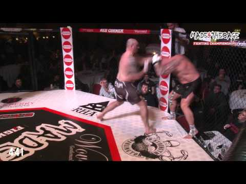 Made 4 The Cage 20 -  Tomasz Czerwinski VS Tony Mustard