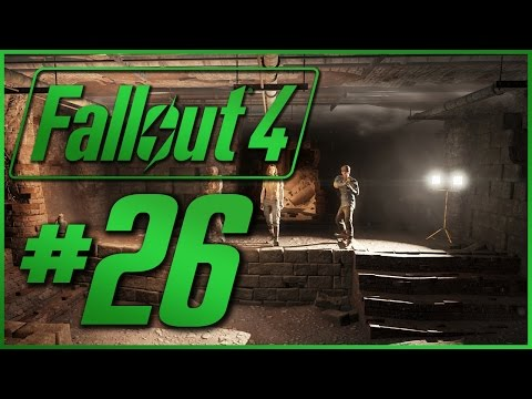 """The Unraveling of Zed in the Wasteland #26 - """"The Railroad"""" - Fallout 4"""