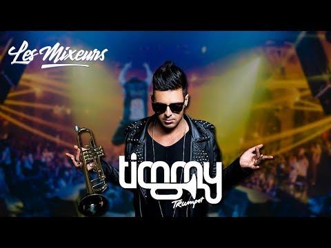 Les Mixeurs - Interview Timmy Trumpet @Balaton Sound 2017