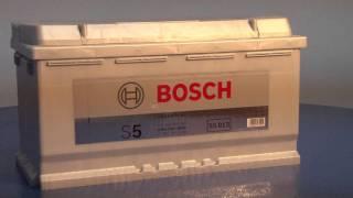 Аккумулятор Bosch 6СТ-225 Ач truck(, 2011-11-03T19:19:00.000Z)