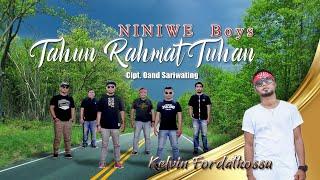 TAHUN RAHMAT TUHAN - NINIWE Feat KELVIN FORDATKOSSU ( Official Music Video ). LAGU TAHUN BARU