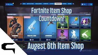 Gifting Skins!! FORTNITE ITEM SHOP COUNTDOWN August 6th item shop Fortnite battle royale