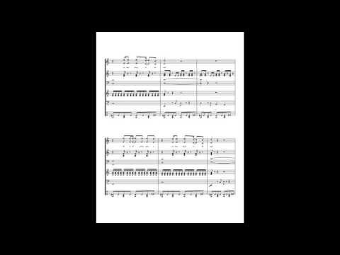 Pink Floyd - Another Brick In The Wall [Transcription]
