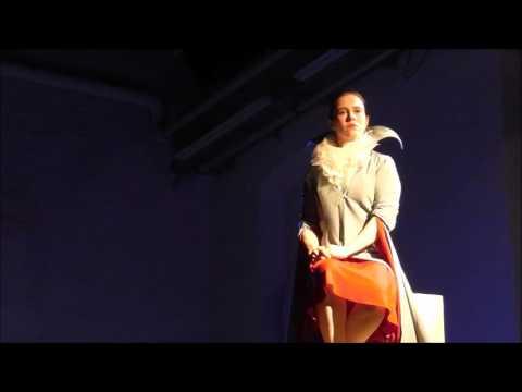 MARIA STUART & ELISABETN --- Nein ! --- Mirka Ritter als Elisabeth
