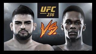 UFC 236: Kelvin Gastelum vs Israel Adesanya Promo