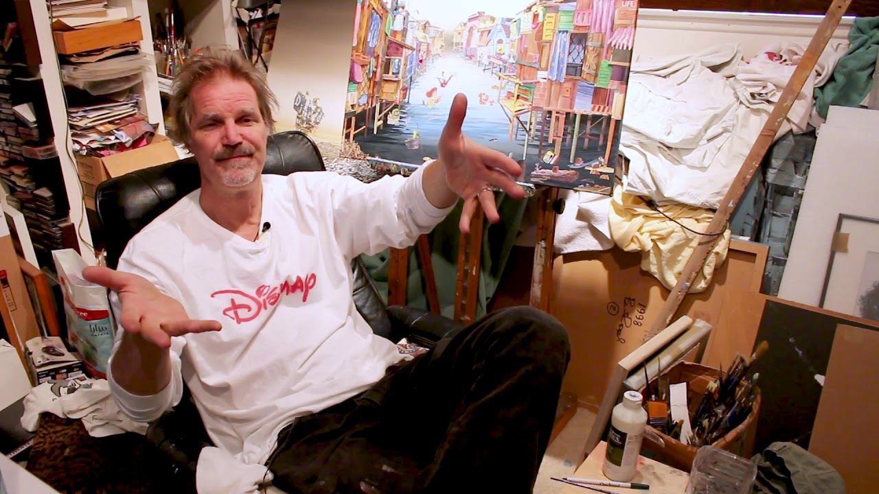 Artist Profile: Jeff Gillette