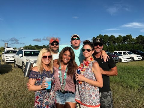 Kenny Chesney pre-party and concert Orange Beach, AL Aug 5th 2017
