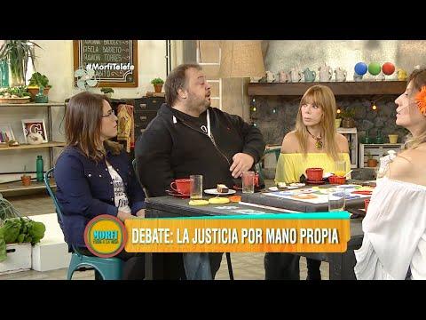 Fuerte debate sobre la justicia por mano propia - Morfi