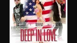 Tom Boxer & Morena Feat. J Warner - Deep in love (lyrics)