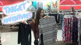 SHOPPING ADVENTURES + TARGET HAUL!!! Thumbnail