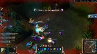 """LeagueOfLenends #01-""""Master is OP""""!!!!!!!!!"""