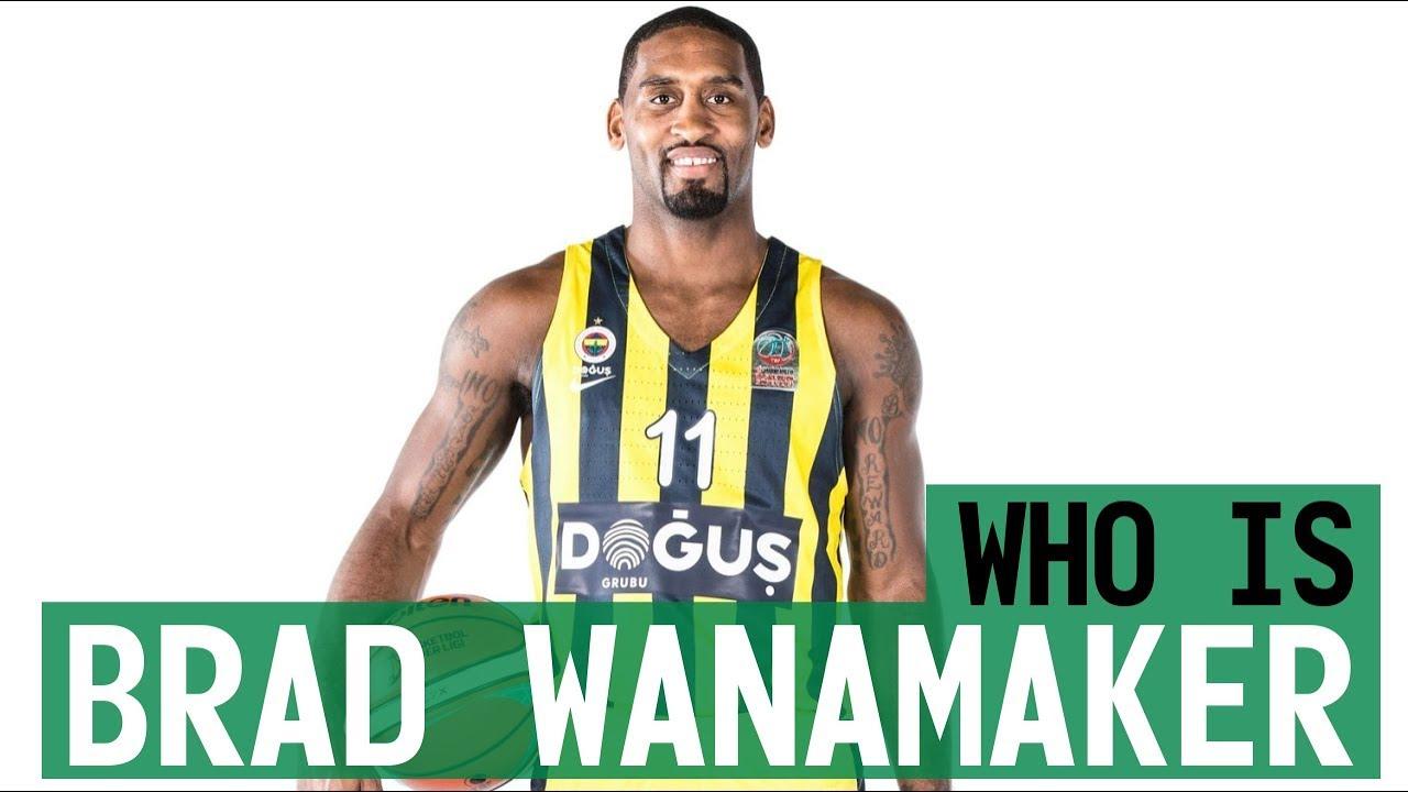 buy popular f8e11 4df3f Who is Brad Wanamaker | Celtics first offseason addition profile