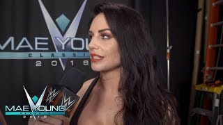 Kaitlyn finds redemption in the Mae Young Classic: Exclusive, Sept. 19, 2018