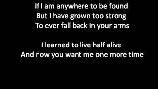 Maddi Jane - Jar of Hearts lyrics
