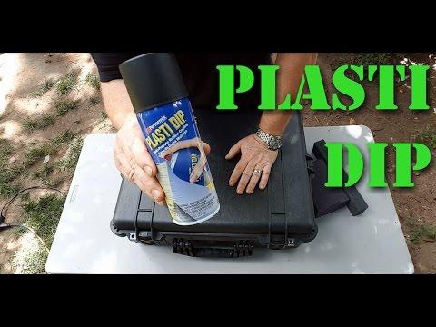 Plasti Dip Fixes Pick & Pluck Foam Issues