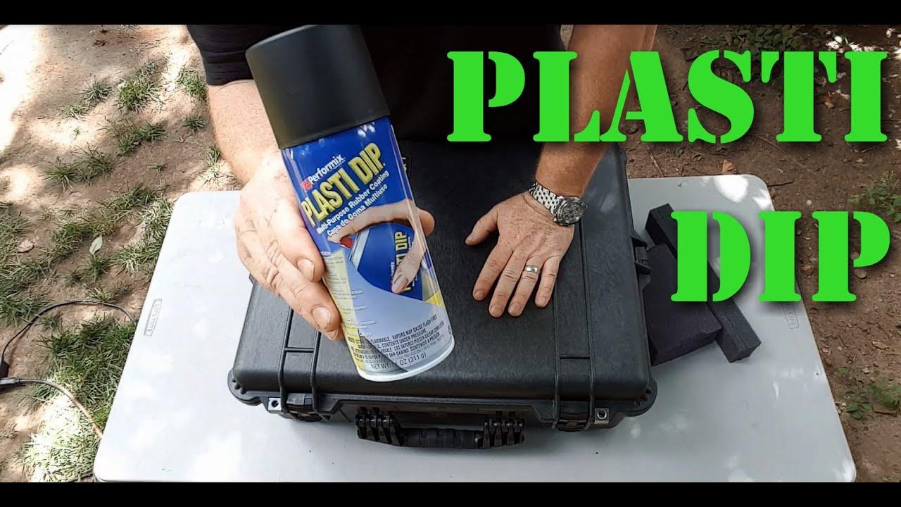 Plasti Dip Fixes Pick Amp Pluck Foam Issues Youtube