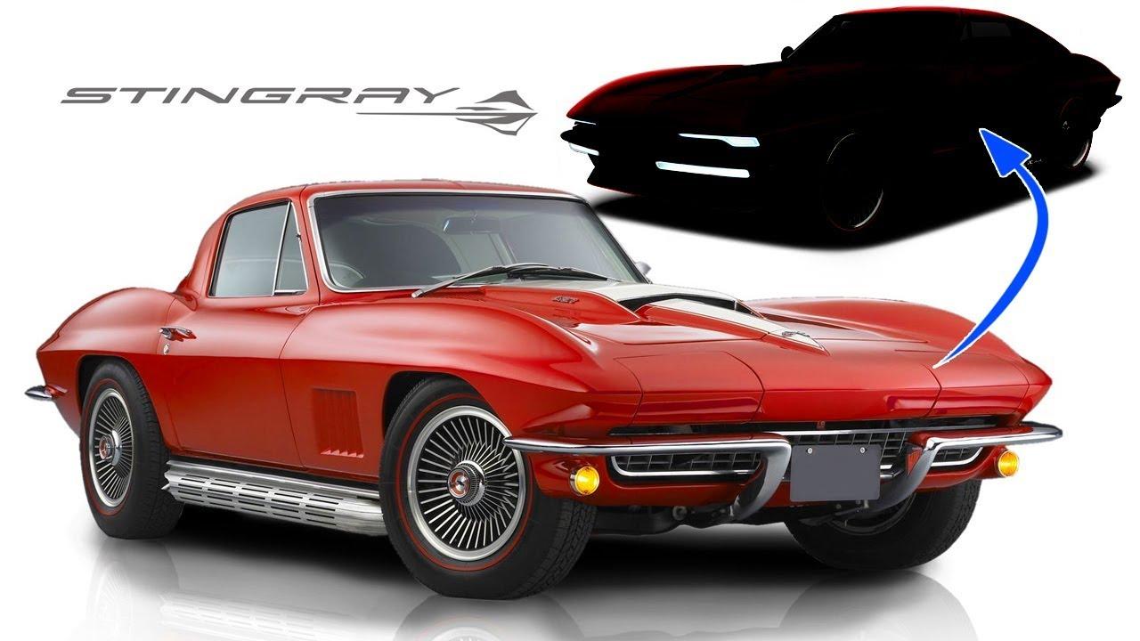 Download I Re-design the 1967 Corvette Stingray Into a Modern Car