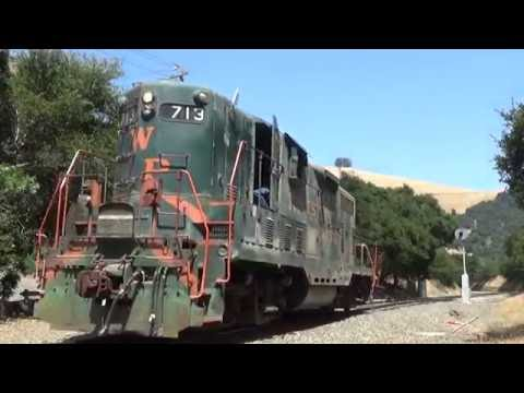 NCRY train in CA