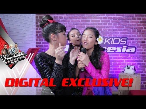 INI PESAN KIM DAN ANGGIS UNTUK SHARLA   VICTORY STORY #15   The Voice Kids Indonesia S2 GTV 2017